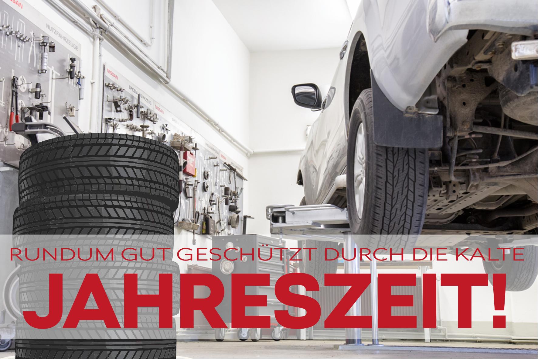 Unsere Räderwechsel-Montage!